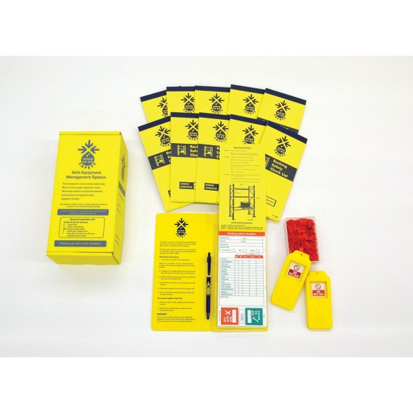 Good to Go Safety™ Racking Annual (Daily) Inspection Kits