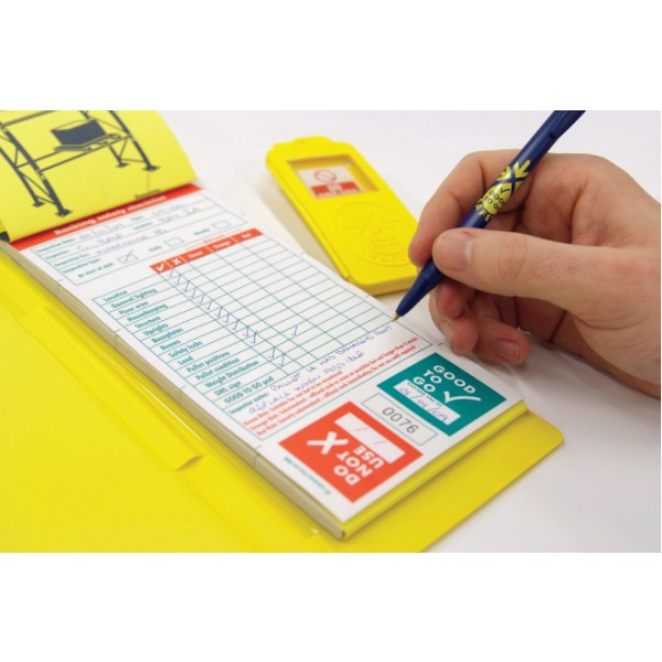 Good to Go Safety™ Fleet Vehicle Check Book