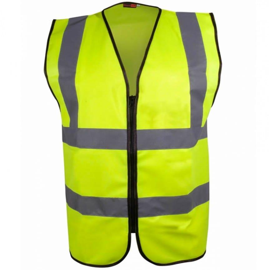 executive zip vest
